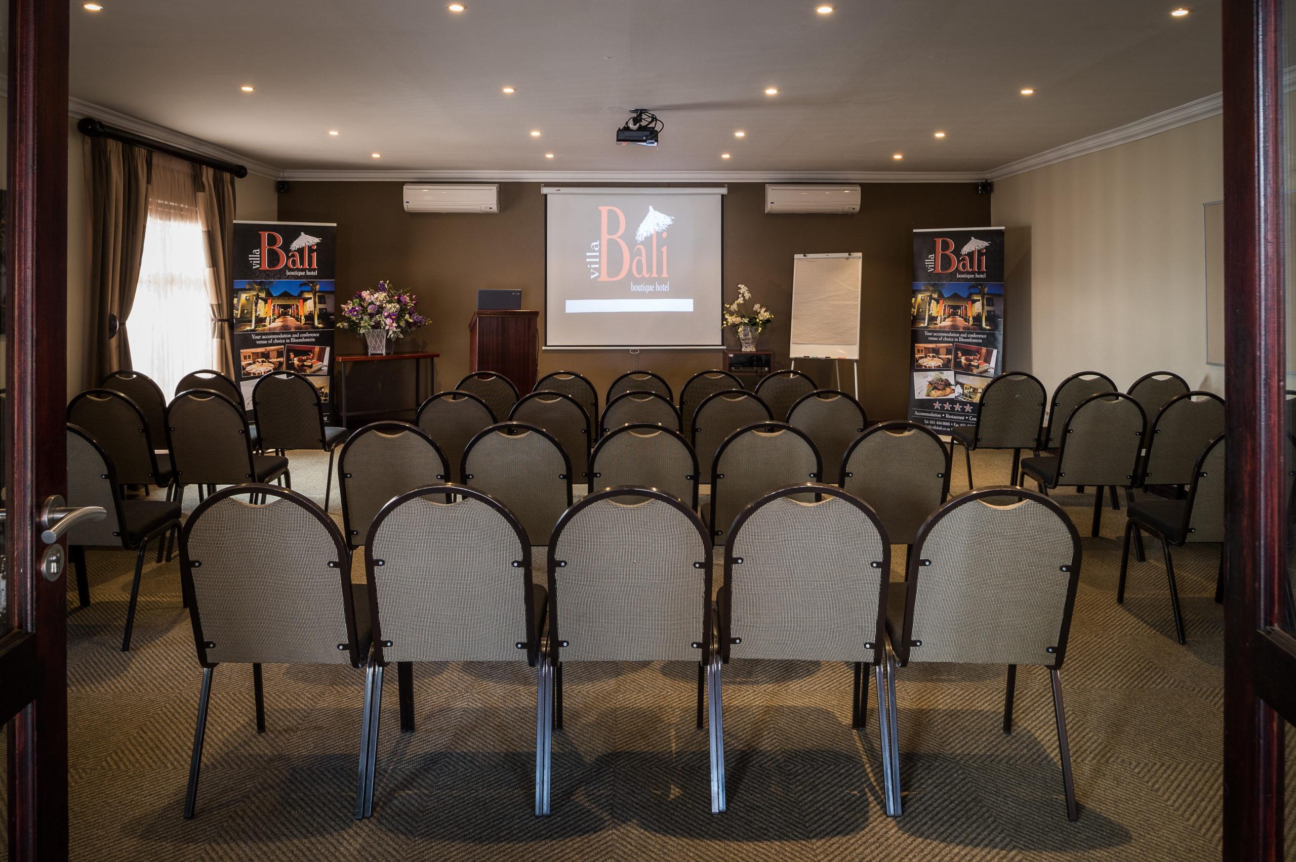 Conferencing Villa Bali Boutique Hotel Bloemfontein